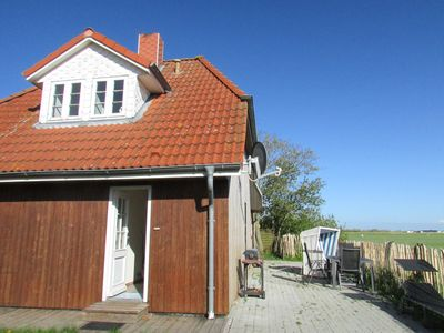 Photo for Dat lodge Diekhuus. Cheap cottage for 2 people for dog holidays