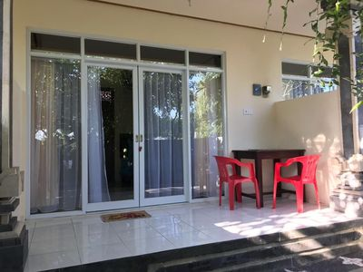 Photo for 1BR Apartment Vacation Rental in Kutuh, Bali
