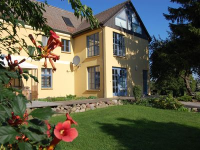 Photo for Family friendly country house apartment with terrace and garden, many children's extras