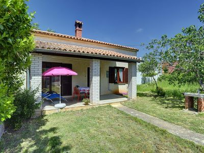 Photo for Holiday house Valdebek for 1 - 4 persons with 1 bedroom - Detached holiday house