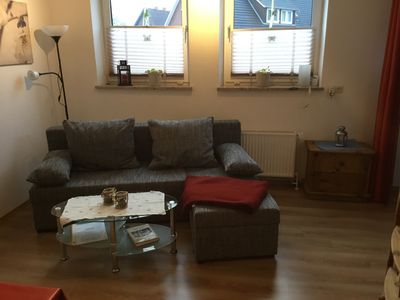 Photo for Centrally located apartment in Langendamm near Dangast