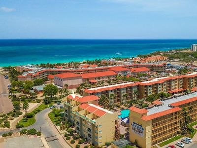 Photo for Beautiful 1 br for 6 Aruba villa!