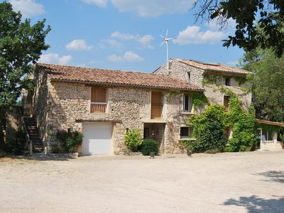 Photo for Gîte at the foot of the Luberon