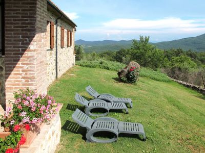 Photo for Vacation home Agriturismo Collepetrucci (CHO192) in Chiusdino - 4 persons, 2 bedrooms