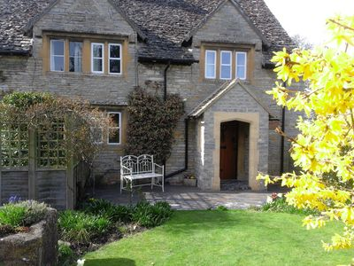 Photo for Enchanting 17th Century Cotswold Cottage in the beautiful village of Bretforton