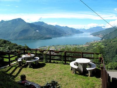 Photo for Apartment Casa Edera  in Peglio (CO), Lake Como - 4 persons, 2 bedrooms