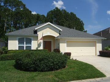Private, Quiet Pool Home 8 Miles to Disney!