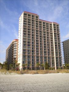 Photo for Beautiful Myrtle Beach Ocean View from 6th Floor Condo