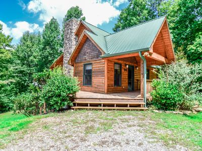 Photo for Nestled In The North Georgia Mountains - Black Bear cabin from $99 PER NIGHT