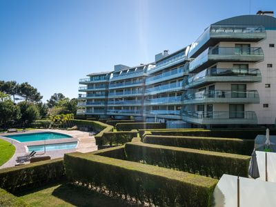 Photo for Stunning luxury apartment in Cascais