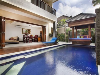 Photo for 2 BR The Oasis Retreat Seminyak