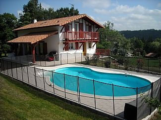Photo for Basque Villa Biarritz Area with Private Pool