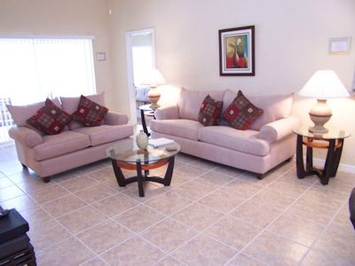 Photo for Family-Friendly Home near Disney & Beach w/ Internet, Pool, Game Room & LCDTV
