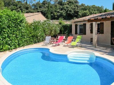 Photo for Vacation home Ferienhaus mit Pool (LMO105) in La Motte en Provence - 4 persons, 2 bedrooms