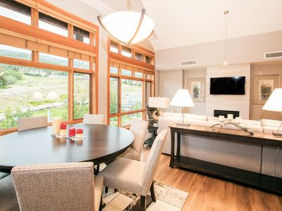 Photo for Ski-in/Ski-Out 3 BR Capitol Peak Snowmass Luxury Condo - Best Location & Views