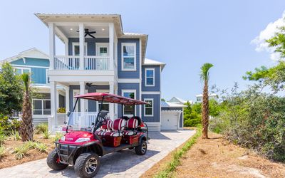 Photo for Fall Break Specials, 6 seater golf cart, resort style community pool