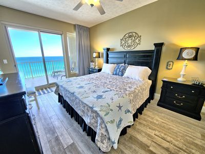 Photo for Booking fall!! 2BR  Beach Front Condo! Free Beach Chair & Wifi