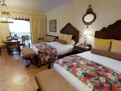 Photo for Perfect Family Two Bedroom Suite in Cabo San Lucas