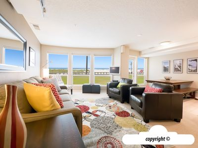 Photo for MODERN CONDO:: Seaside Vacation Homes Inc Managed Property / Ocean Front On Prom