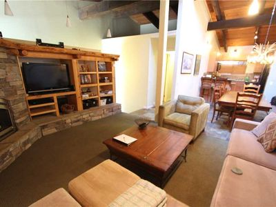 Photo for Rustic, 4 Bed/3 Bath, Walk to the Village