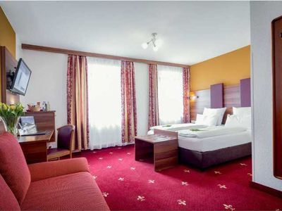 Photo for Triple Room - Hotel Burgschmiet GmbH