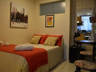 Photo for Great Studio near the airport with private bathroom and kitchenette