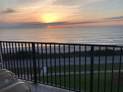 Photo for Oceanfront Condo Ormond-By-The-Sea