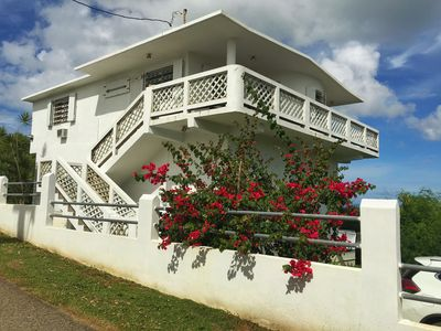 Photo for Spacious Two Bedroom Home with Spectacular Island View