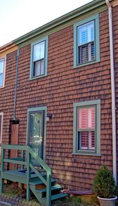 Photo for Historic downtown row home in the heart of Annapolis with 1 off street parking spot! Updated kitchen with marble counter tops,