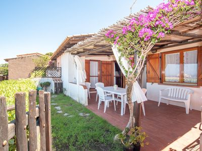 Photo for Cottage with Air Conditioning, Sea View, Terrace & Garden; Parking Available, Pets Allowed