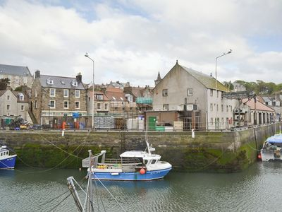 Photo for 1 bedroom property in Anstruther. Pet friendly.