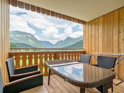 Photo for Peaceful Apartment in Gosau with Sauna