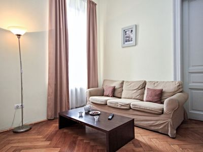 Photo for Apartment Riverbank  in Praha/2, Prague and vicinity - 4 persons, 2 bedrooms