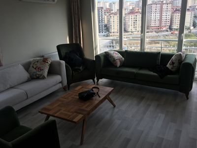 Photo for Large apartment in an integrated complex with security, swimming pool, club and