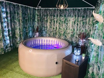 Photo for Double En-suite Room + Private Hot Tub