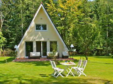 Elegant cottage for 2 in the Pfälzerwald forest
