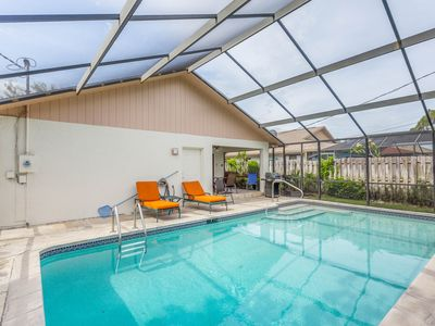 Photo for NEW LISTING! Welcoming home w/private pool near beach, Mercato, natural beauty