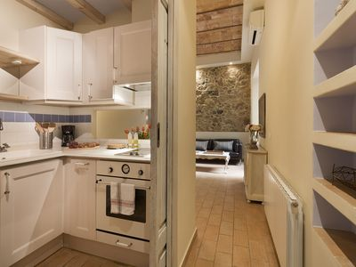 Photo for Romantic apartment with patio in the neighborhood of Gracia