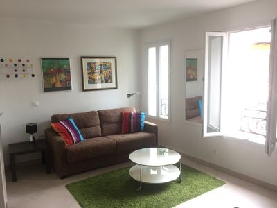 Photo for CANNES CENTER, charming studio 3 min walk from the Palais des Festivals and beaches