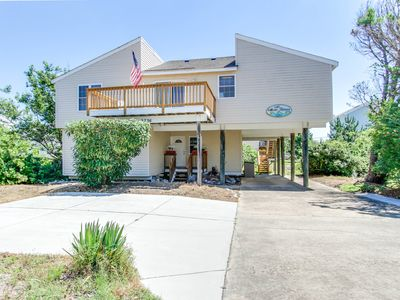 Photo for Steps to the Beach – Bright and Spacious 5bed/3bath Home – No More Rivers