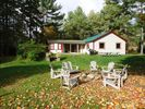5BR Lodge Vacation Rental in Johnsburg, New York