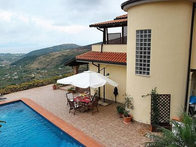Photo for House in Gaeta with Internet, Pool, Air conditioning, Parking (525334)