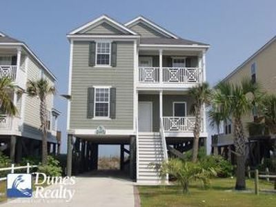 Photo for Owls Oasis - Newly Renovated - Ocean Front House - AWESOME REVIEWS!!!!