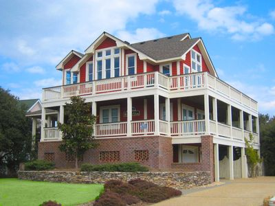 Photo for Mon-Elisa: Bring your family and pets to the wonderful home for a memorable stay at the beach!