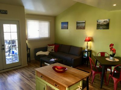 Great 1 Bedroom Condo Walking Distance to the Slopes and Main Street