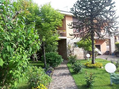 Photo for SINGLE VILLA WITH GARDEN AND PRIVATE PARKING