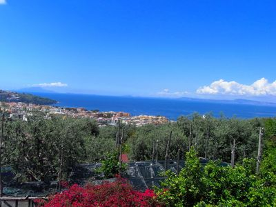 Photo for Apartment in a country house, but near the centre of Sorrento.