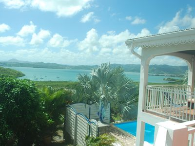 Photo for 3BR Villa Vacation Rental in le robert, 972