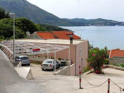 Photo for Studio appartment in Mlini (Dubrovnik) capacity 2+0