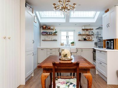 Photo for Charming, Cottage-Style 2BR in Peckham, near the Tube, by Veeve